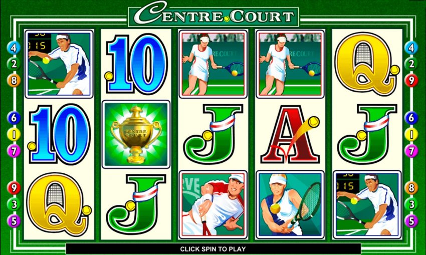 Centre Court Slot Review & Guide for Players Online