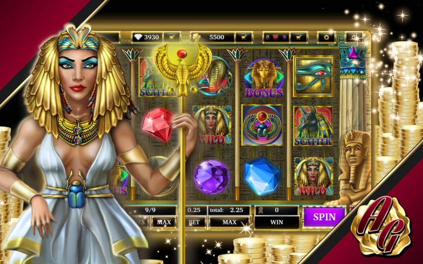 Cleopatra's Gold Slot Review & Guide Online